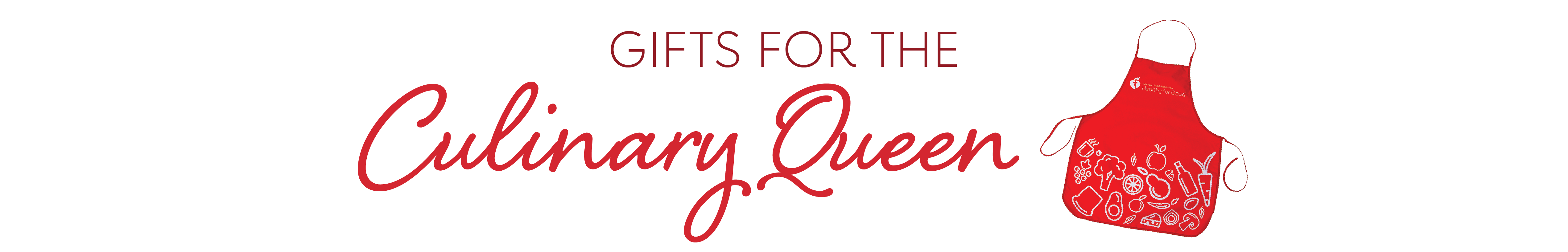 Gifts for the Culinary Queen