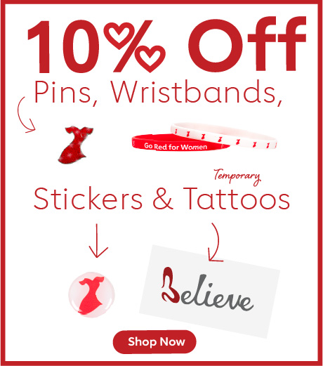 10% Off Pin, Wristbands, Stickers & Tattoos. Shop Now.