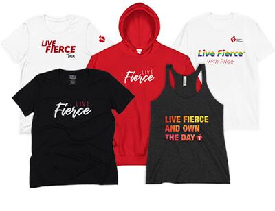 Live Fierce